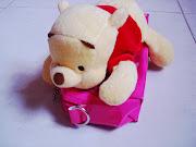 Item : Disney Baby Pooh Plush Toy (SOLD!) Price : $5.90