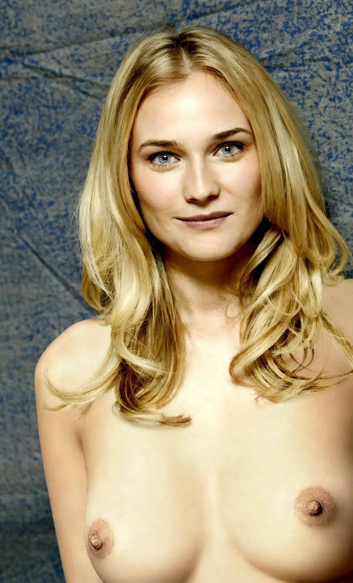 Diane Kruger Hot Nude Photos