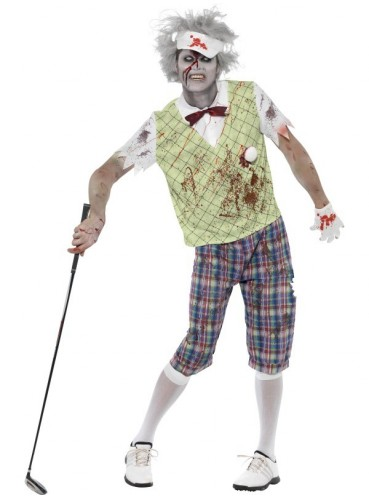 Disfraz Golfista Zombie