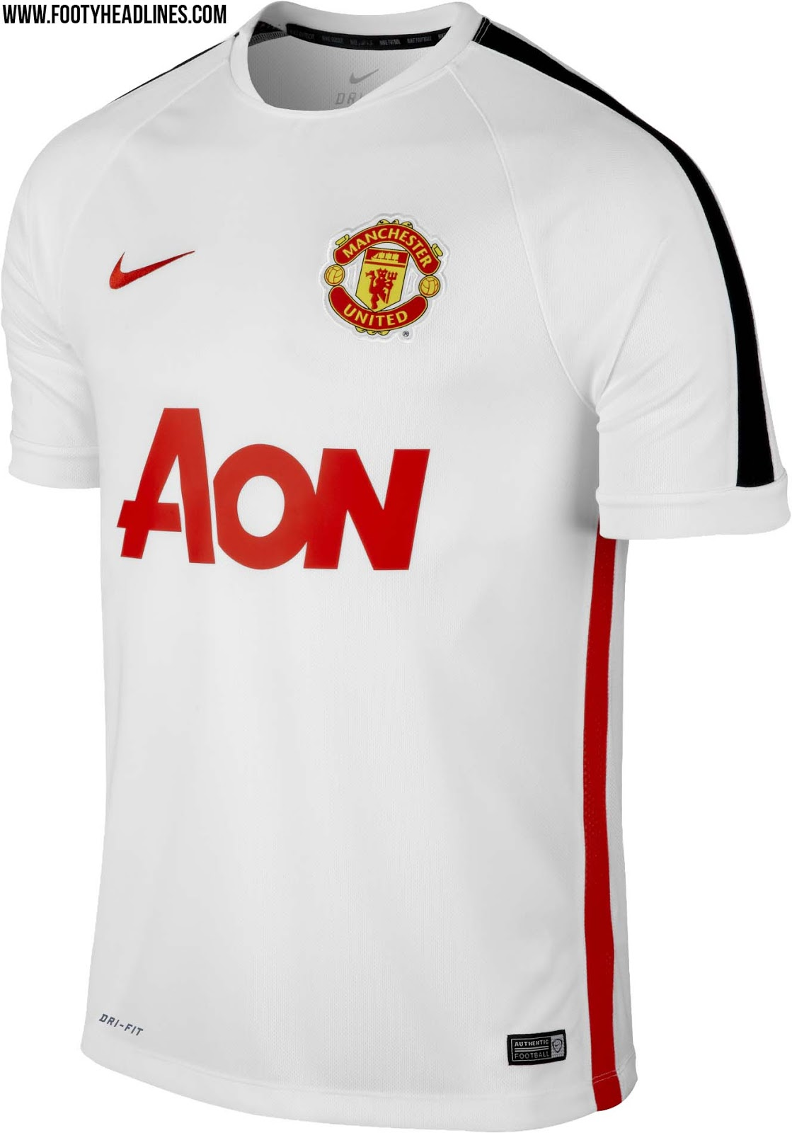 Design t shirt manchester united - The New White Manchester United 2015 Training Soccer Jersey Features A Simple Design The Second Manchester United 2014 2015 Training Shirt Shows Red Logos