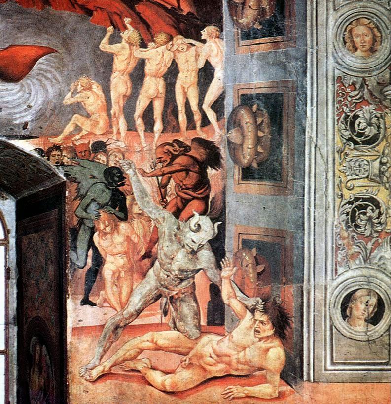 Matrimonio Romano El Rincon Del Vago : Solitary dog sculptor i painter luca signorelli part bio