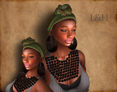 Loveknot Headwrap Style