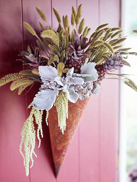 dried flowers craft ideas