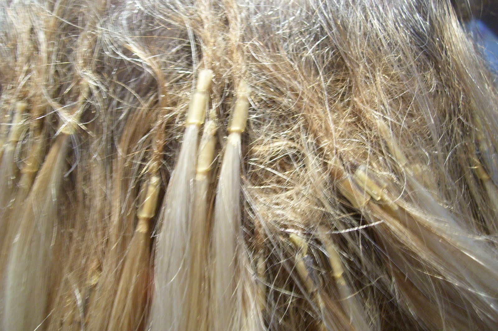 Tangles In Hair Extensions 28