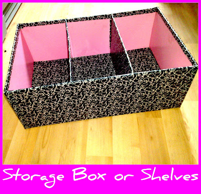 diaper box storage muslim blog