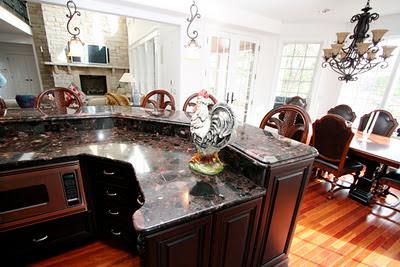 a los dejo con una diversidad de fotos de modernas cocinas de lujo que puedes implementar en tu casa en el
