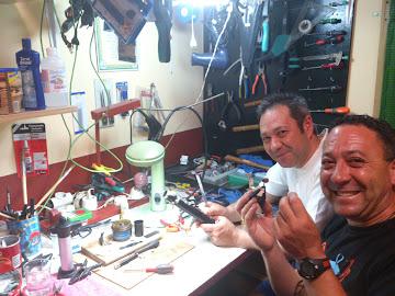 Reparaciones de instrumentos de Viento- Madera.
