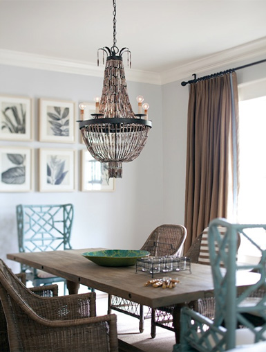 Jodie carter design dining rooms - Belle maison interieur design ...