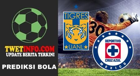 Prediksi Tigres UANL vs Cruz Azul