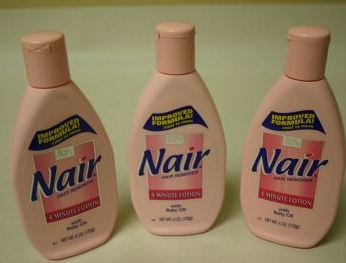 Nair for short