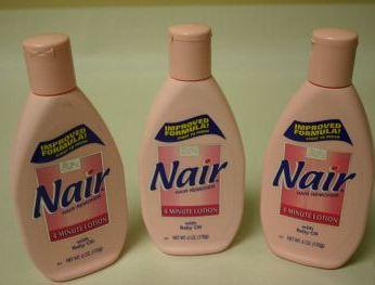 Nair for short