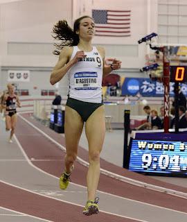 AbbeyD - American Distance Running future stars emerge during 2013 Indoor Season