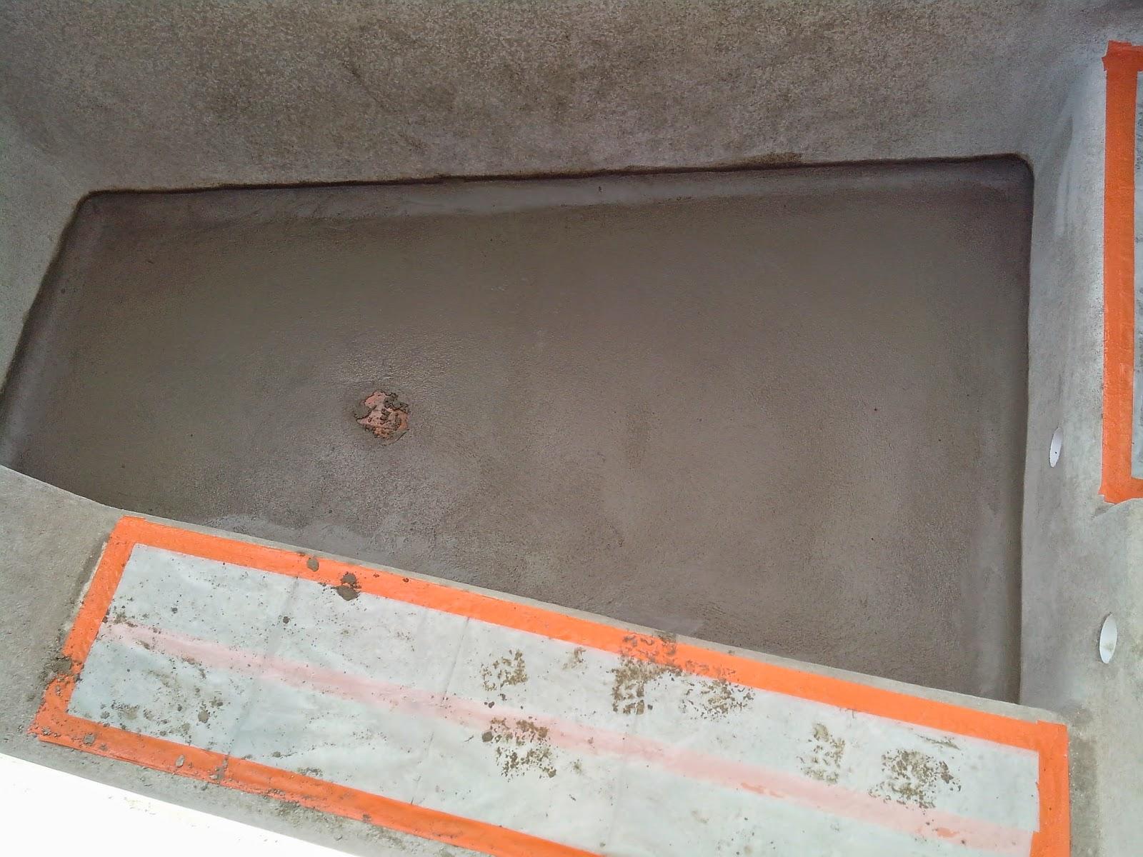 Enduit de cuvelage etanchit mur cdaf humidit etancheite for Sika enduit piscine