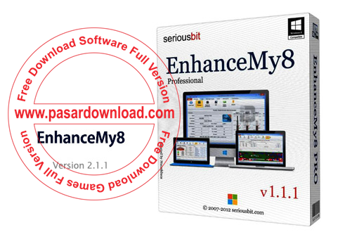 Free Download Software EnhanceMy8 Pro v2.1.1 Full Crack