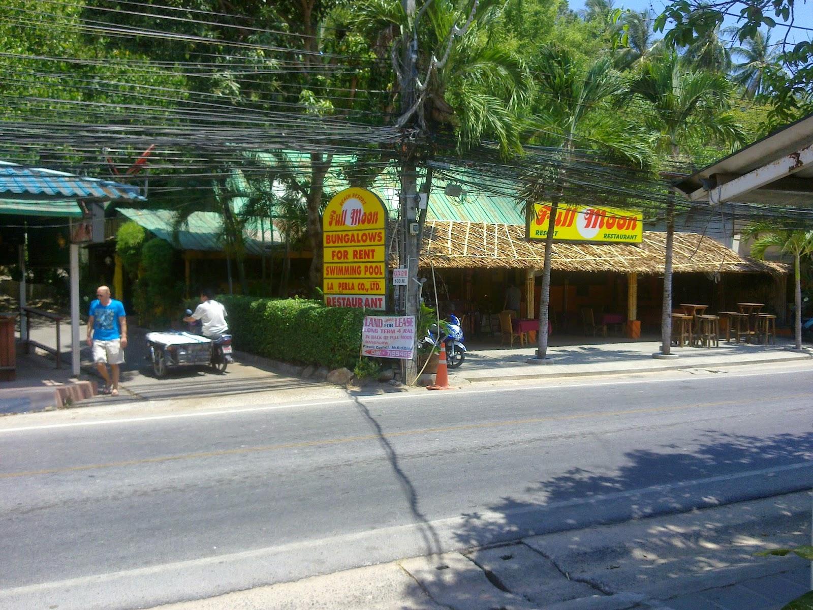 Kauttakulkuviisumi thaimaa