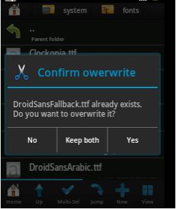 Cara Mengatasi Huruf Tidak Terbaca di Android