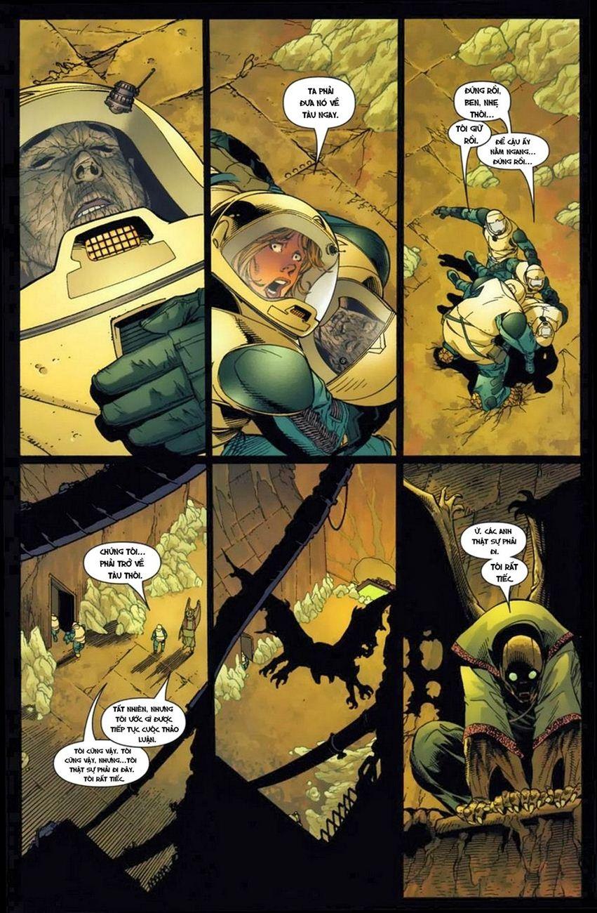 Ultimate Fantastic Four chap 16 - Trang 13
