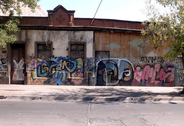 street art in santiago de chile barrio patronato arte callejero