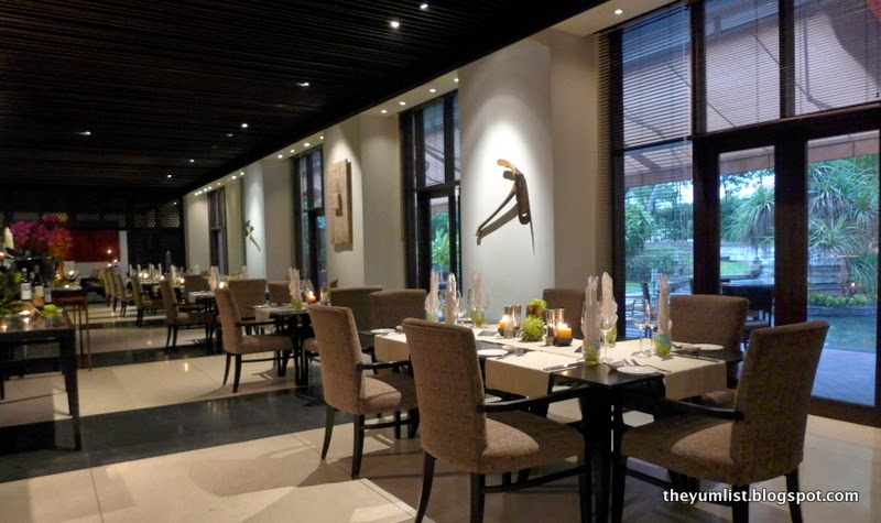 An Austrian Affair with Chef Gottfried Prantl, The Restaurant, The Club, Saujana Resort