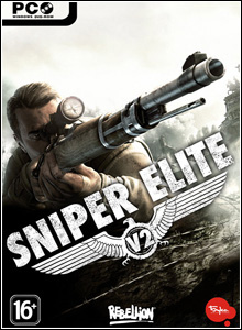 Download Jogo Sniper Elite V2 Completo + Crack 2012