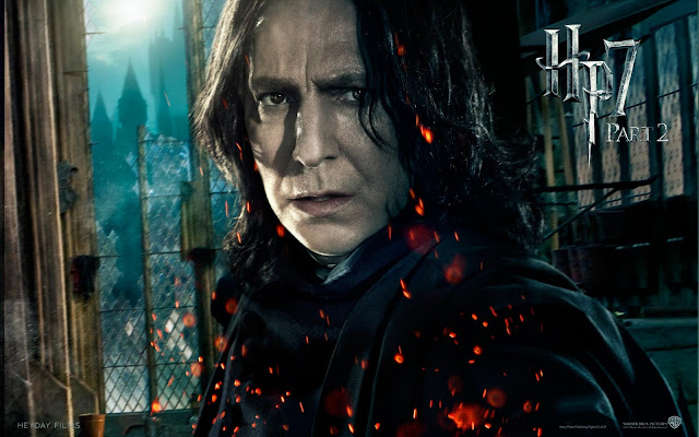 Harry Potter And The Deathly Hallows Part 2 Wallpaper 10