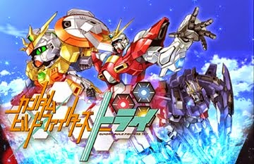 Gundam Build Fighters Try