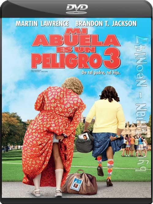 Mi abuela es un peligro 3 (Español Latino) (TS-HQ) (AC3) (2011)