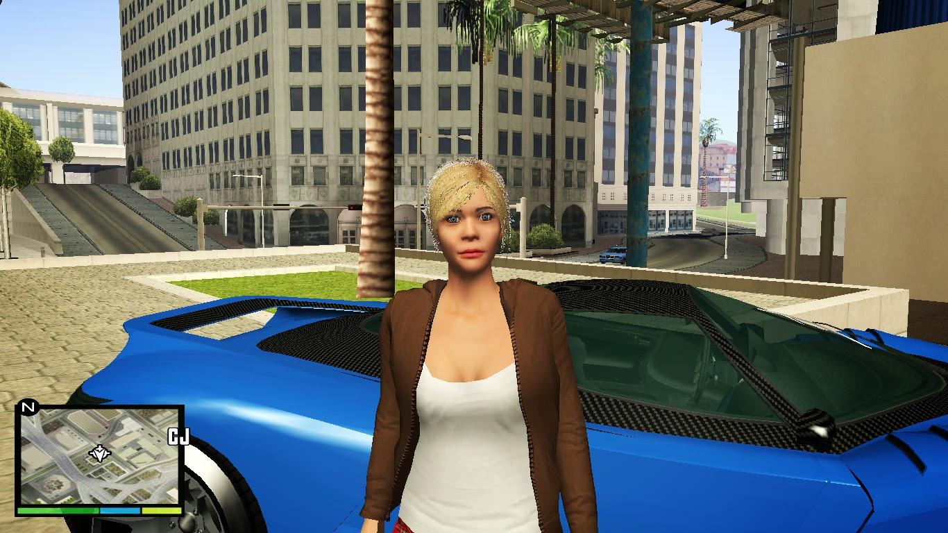 Tracey De Santa - 8 new clothes texture - GTA5-Mods.com