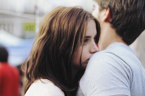 He met her after a long break Up