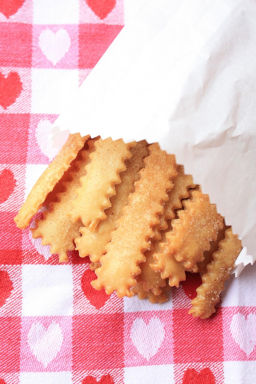 Pie Fries