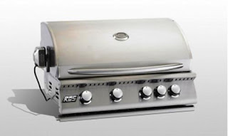 RCS Stainless Steel Grill