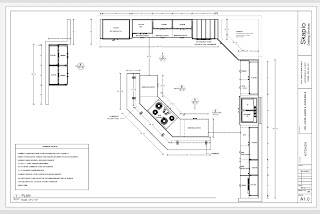 Here Is A Sample Of CAD Shop Drawings From My Website. I Also Used Cabinet  Vision To Do This Set: