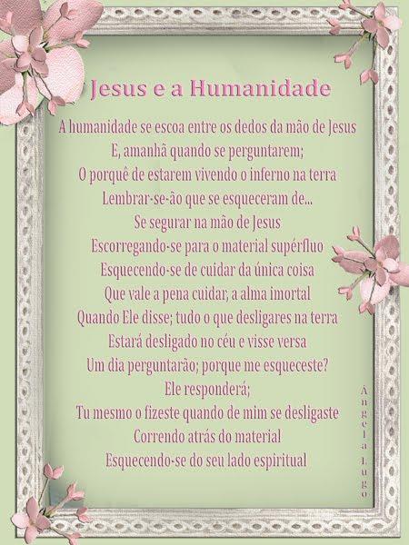JESUS E A HUMANIDADE