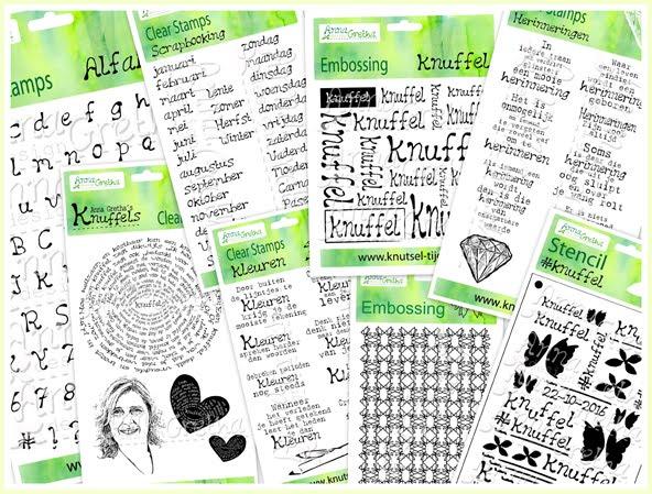 Nieuwe producten Anna Gretha design