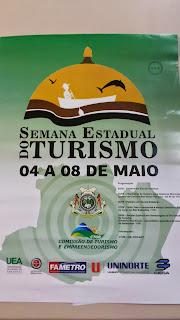 UEA participa de programação em alusão ao Dia do Turismólogo
