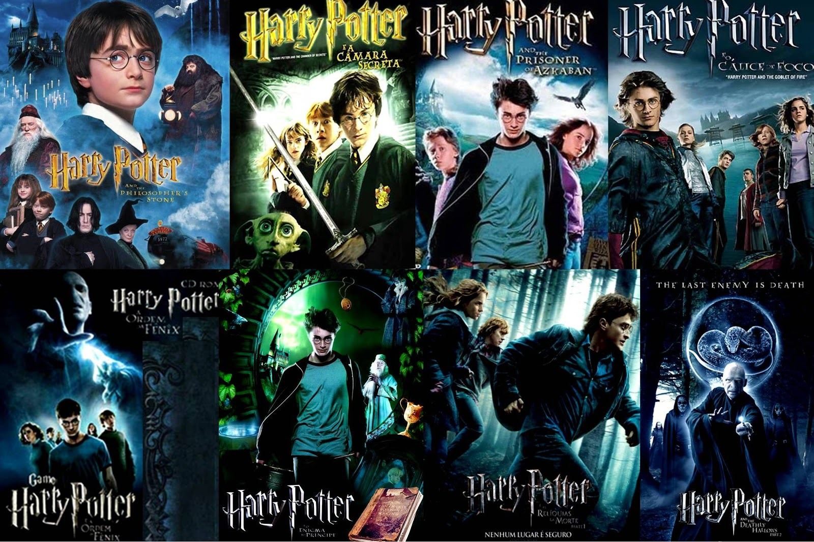 Harry Potter ve Melez Prens Türkçe