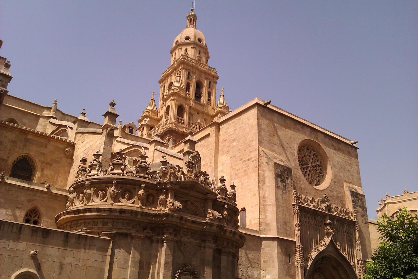 katedra Murcia