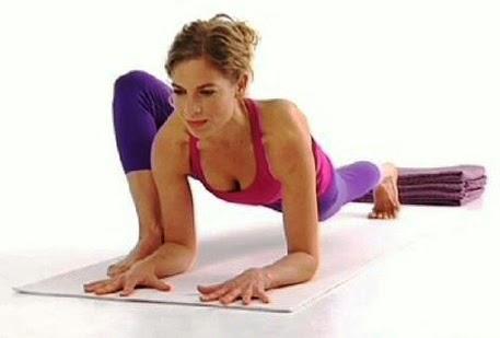 yoga em voga utthan pristh sana a postura do lagarto. Black Bedroom Furniture Sets. Home Design Ideas