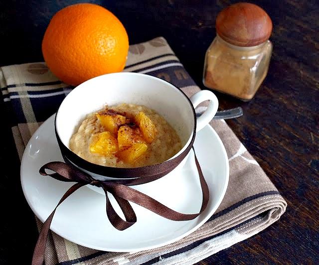 bite these goodies: Sweet Orange Risotto | Słodkie ...