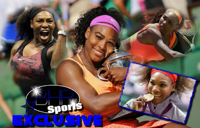 Female Tennis Star Serena Williams Was Awarded WTA (Women Tennis Association) Player Of The Year !!