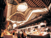 MERCADO CENTRAL DE VALENCIA ESPAA
