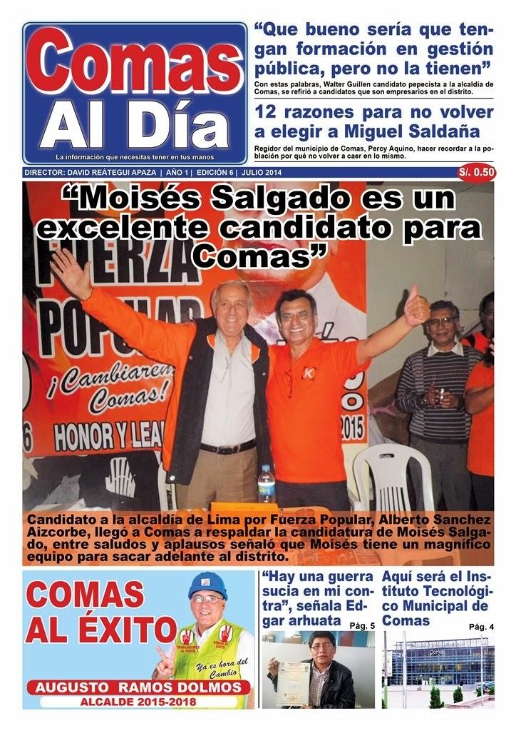 Periódicos de Lima Norte