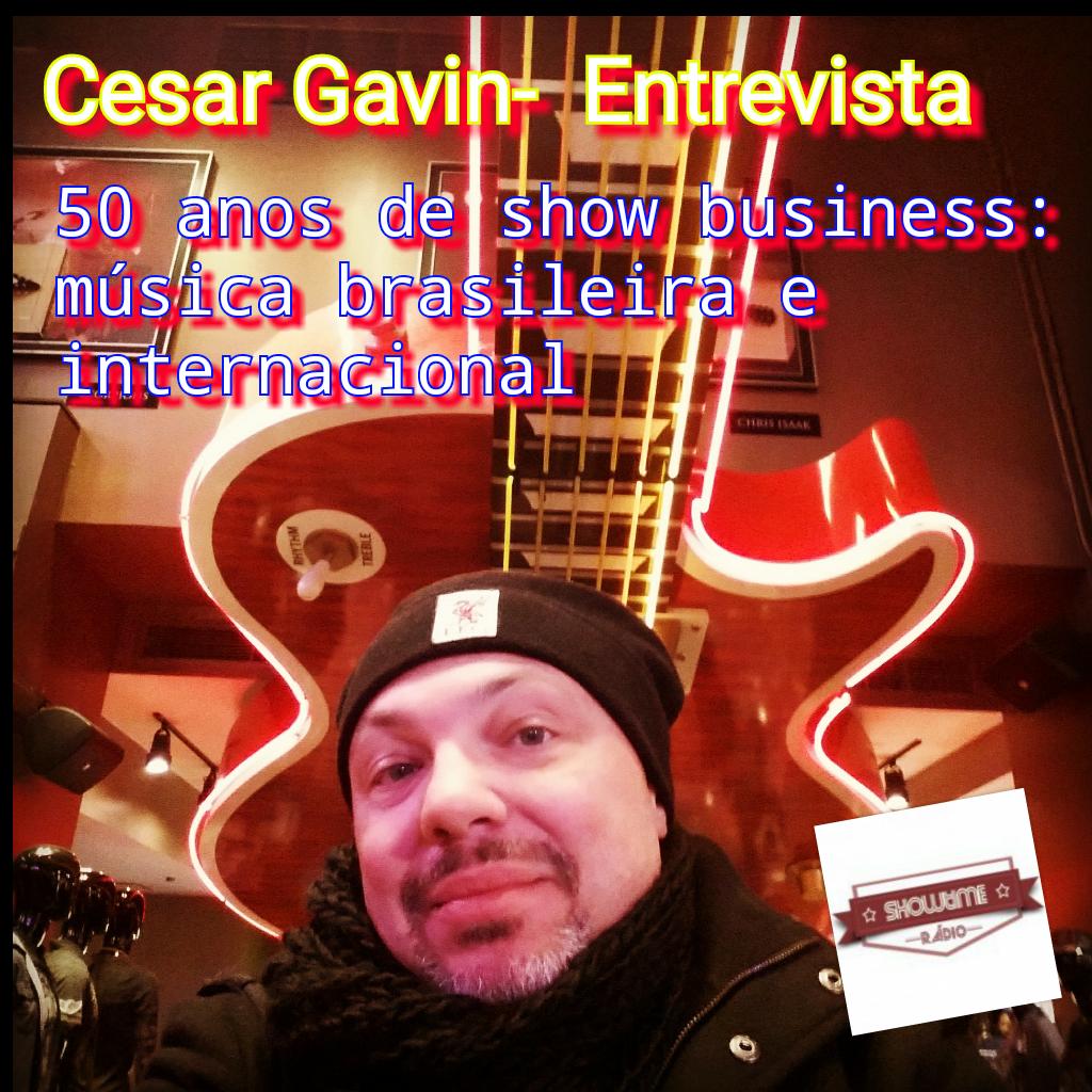 50 anos de show business: música brasileira e internacional