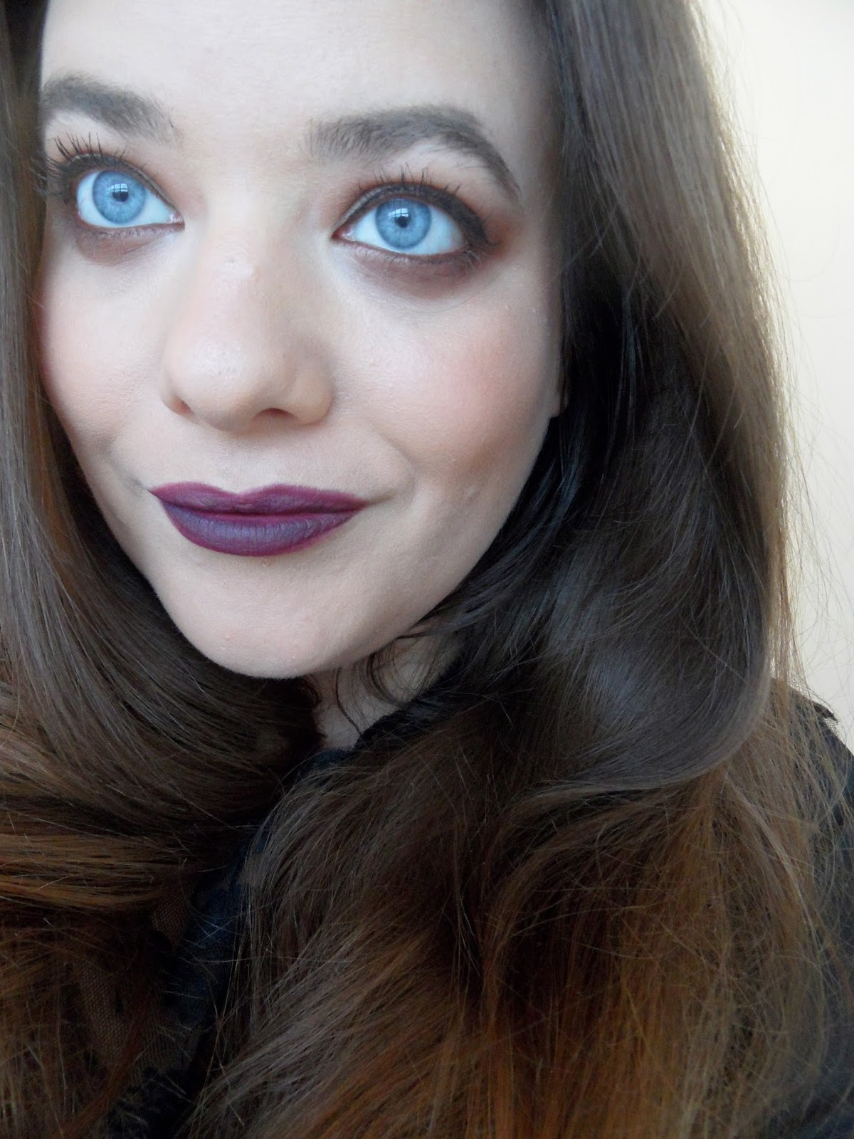 Kick Arse Red Lips: Would You Wear MAC's Smoked Purple Lipstick?