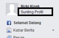 Sunting profile