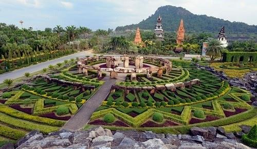 حدائق دوكماي النباتية في شنغماي