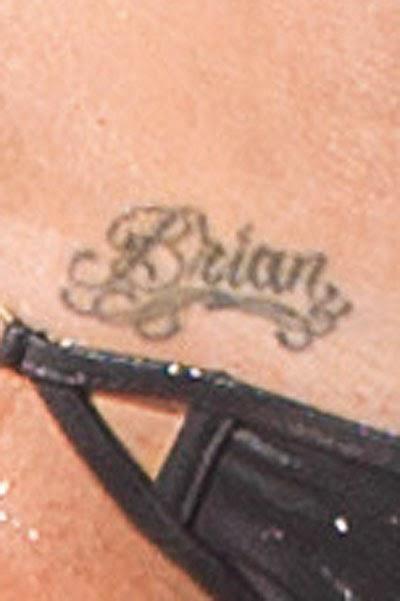 Tattoo Megan Fox