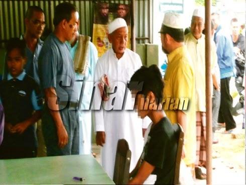 Remaja dicekup curi tabung masjid