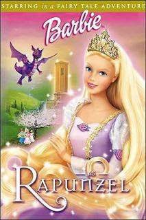 Barbie en Princesa Rapunzel (2002)