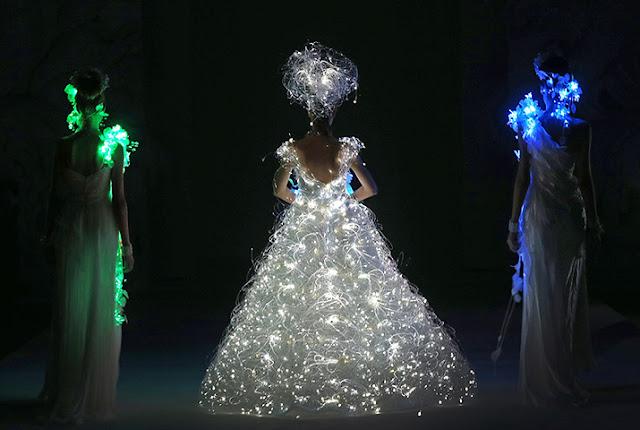 Yumi Katsura Wedding gown